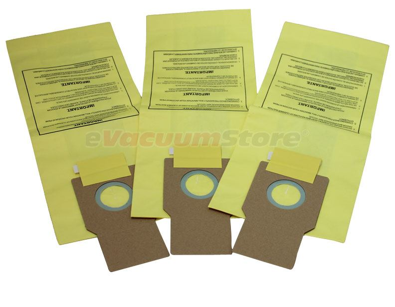 Kenmore Upright Vacuum Bags Generic For 50688 3 Pack