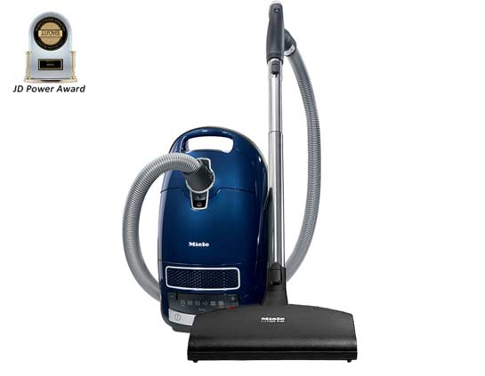 Miele S8590M Marin Canister Vacuum Cleaner
