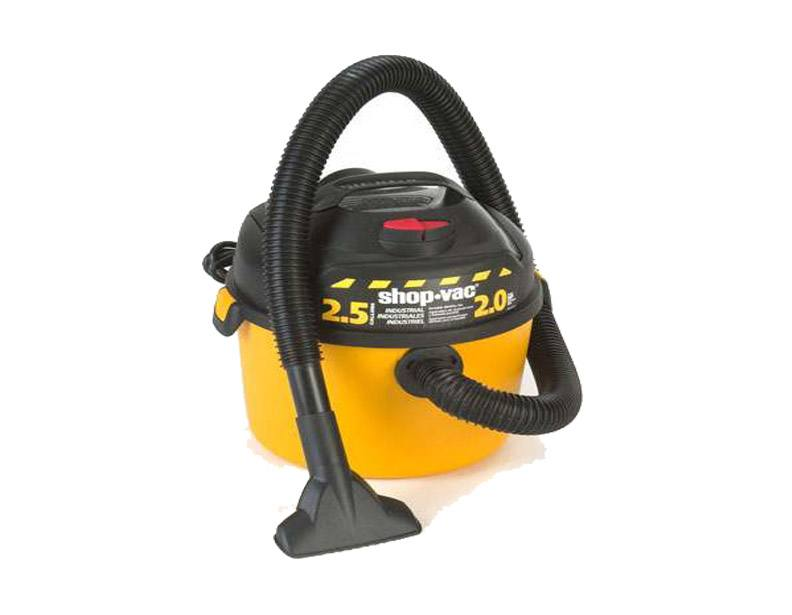 Shop-Vac The Right Stuff 2.5 Gal 2.0 HP Wet/Dry Vacuum