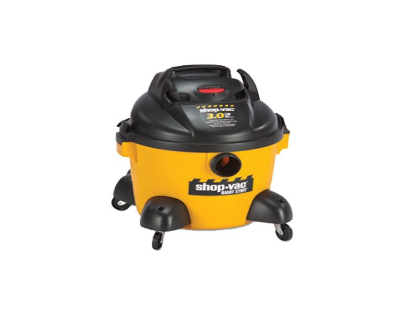 Shop-Vac The Right Stuff 6 Gal 3.0 HP Wet/Dry Vacuum