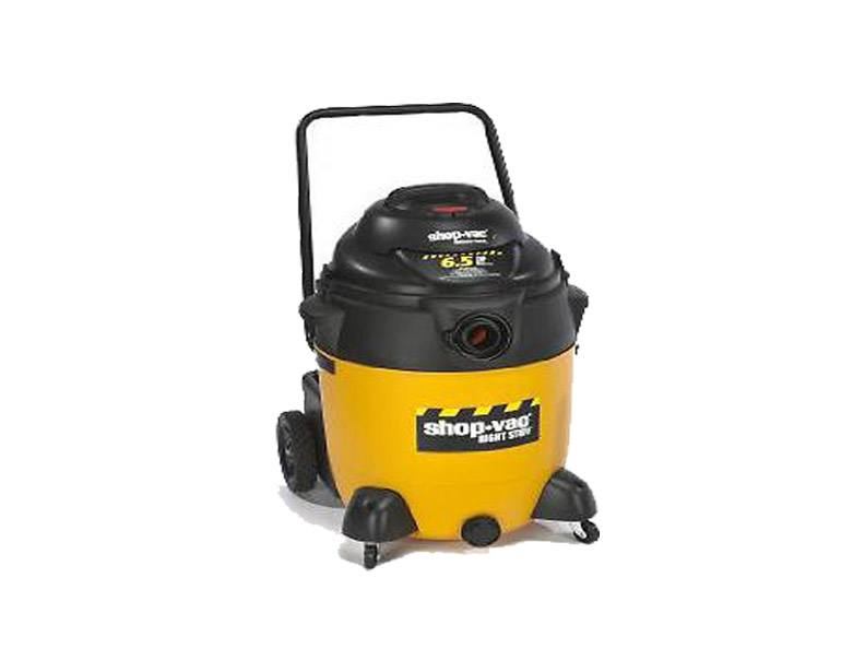 Shop-Vac The Right Stuff 24 Gal 6.5 HP Wet/Dry Vacuum