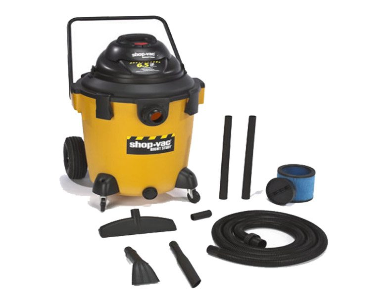 Shop-Vac The Right Stuff 32 Gal 6.5 HP Wet/Dry Vacuum