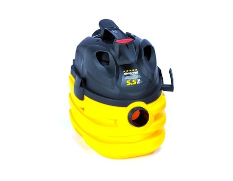 Shop-Vac The Right Stuff 5 Gal 5.5 HP Portable Wet/Dry Vacuum