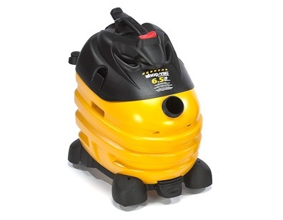 Shop-Vac The Right Stuff 10 Gal 6.5 HP Portable Wet/Dry Vacuum