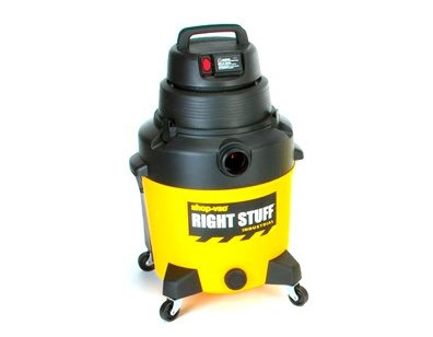 Shop-Vac Industrial 12 Gal 6.0 HP Wet/Dry Vacuum