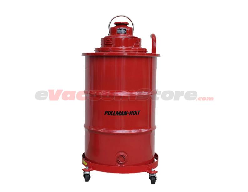 Pullman-Holt Big Red Drum Wet/Dry Vacuum