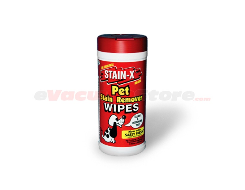 Stain-X Pet Stain Remover Wipes