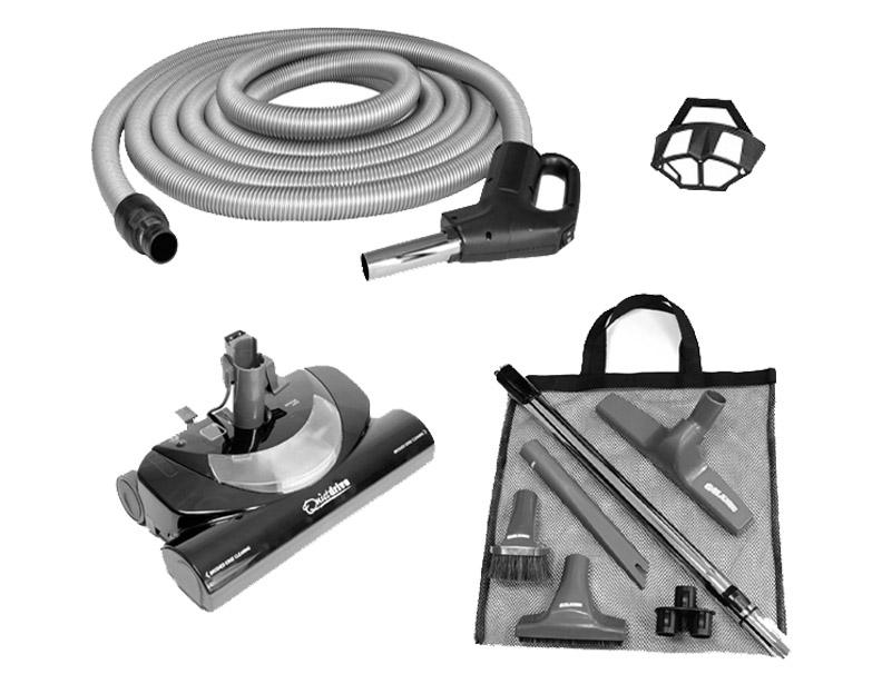 Galaxie Electra Pak Central Vacuum Attachment Kit