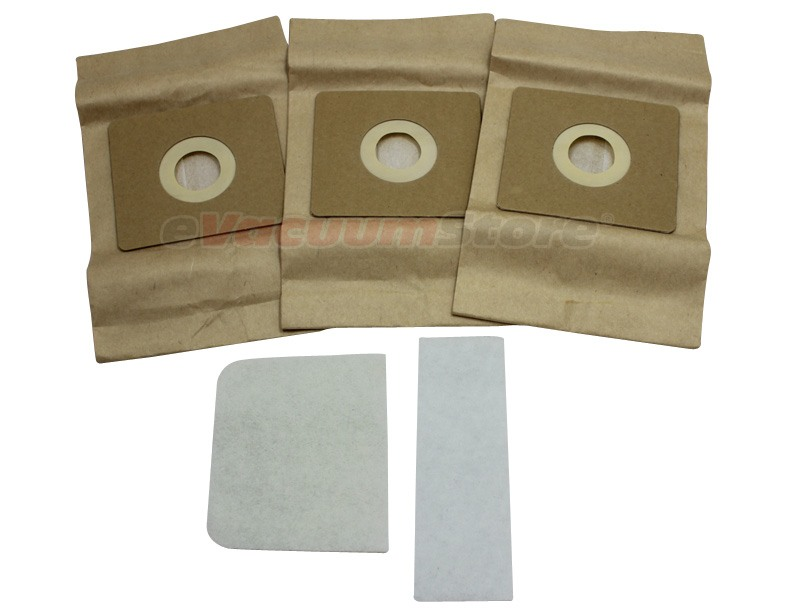 Bissell Butler Compact Canister Vacuum Bags and Filters