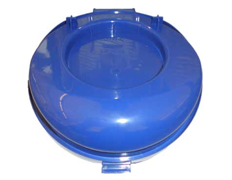 Bissell 10M2 Bottom Dust Lid, Blue
