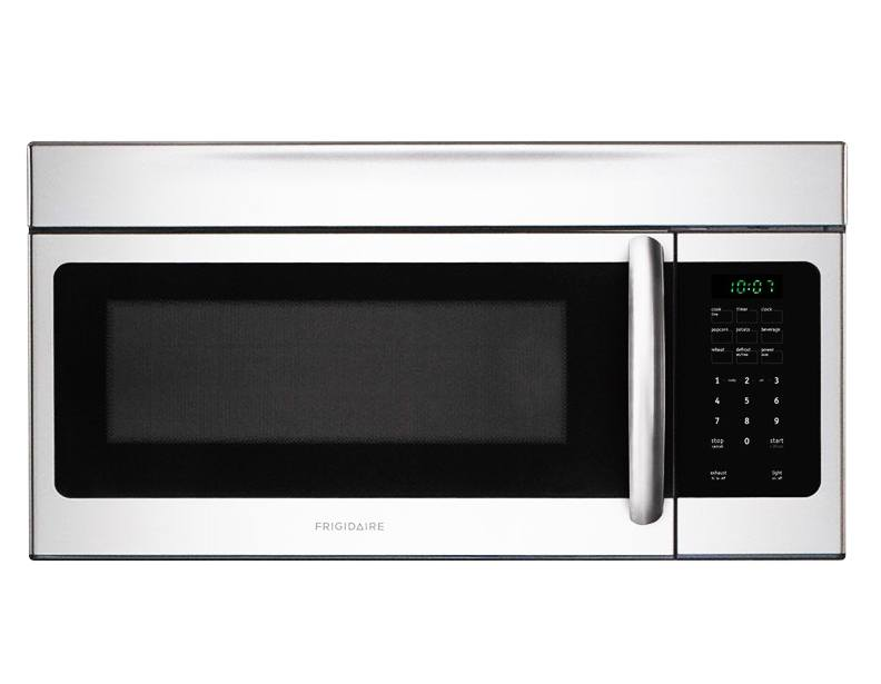 Frigidaire Over-The-Range Microwave - Silver