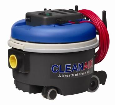 Fast-USA Clean-Air 9 Quart Canister Vacuum