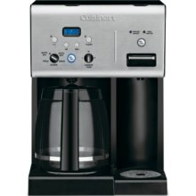Cuisinart 12-Cup Programmable Coffeemaker w/ Hot Water System