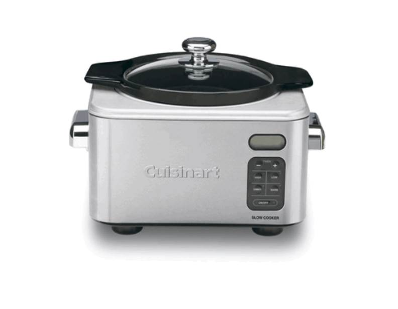 Cuisinart 4-Quart Programmable Slow Cooker