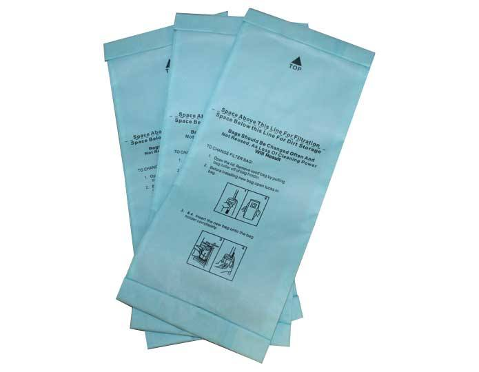 Riccar 2000 and 4000 Series- 3 Pack Vacuum Bags Type A