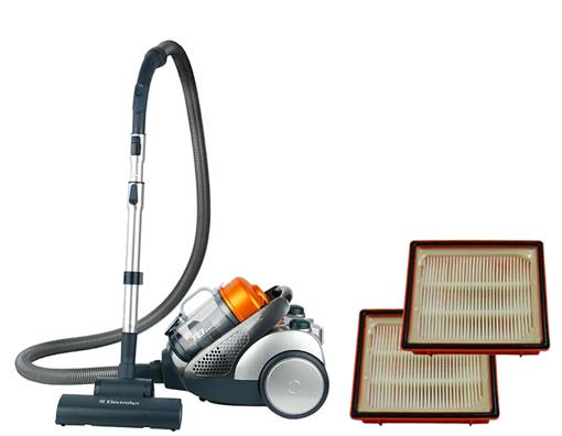 Electrolux EL4071A Access T8 Bagless Canister Vacuum Deluxe Package