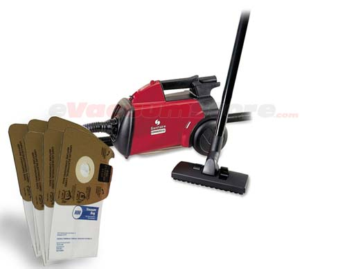 Sanitaire Mighty Mite Vacuum Elite Supply Package