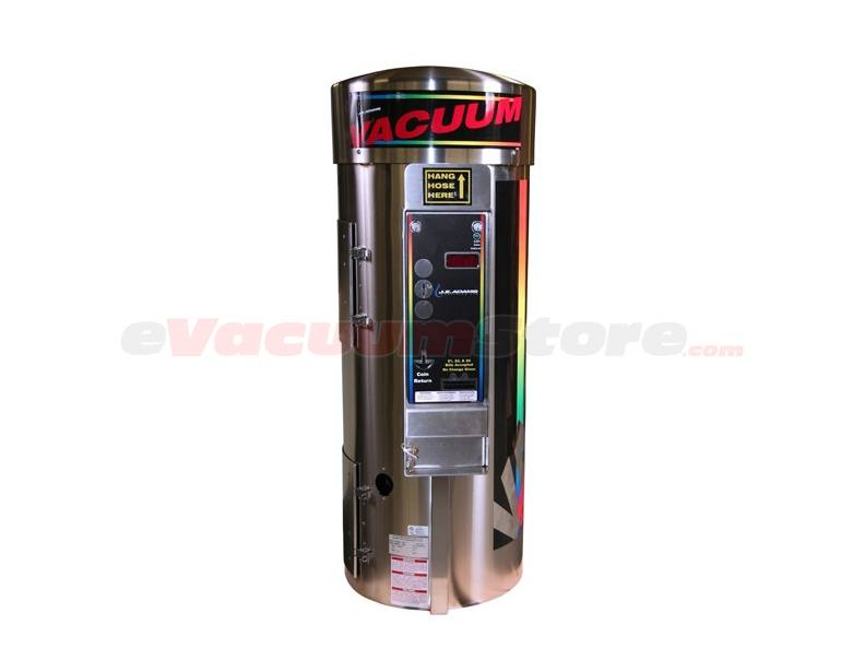 J.E. Adams Car Wash Super Vac 9200-1  & Coin Collector