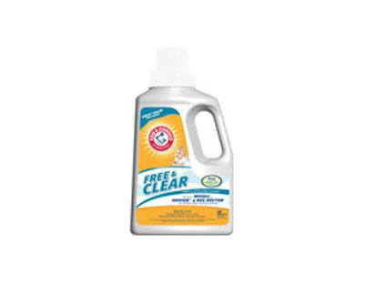 Arm & Hammer Free & Clear Carpet & Upholstery Cleaner 2x -64oz