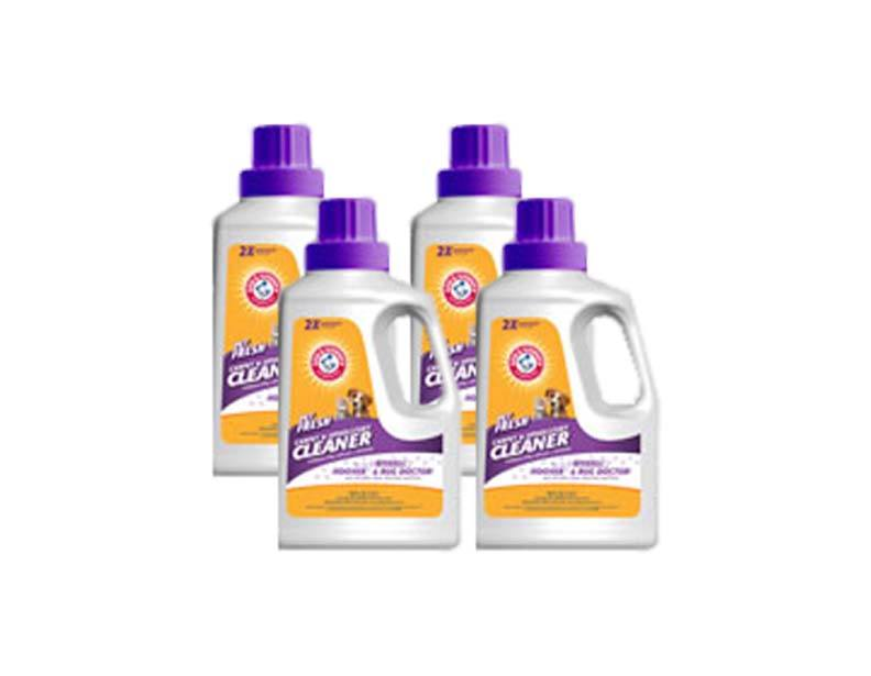 Arm & Hammer Pet Fresh Carpet & Upholstery Cleaner 2x Formula - 64oz Bottle