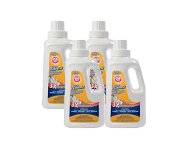 Arm & Hammer Multi-Purpose Upholstery Cleaner 3x Formula 32oz x4