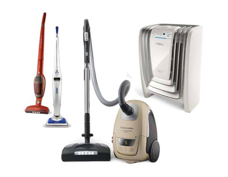Electrolux Silver Vac Purify Bundle