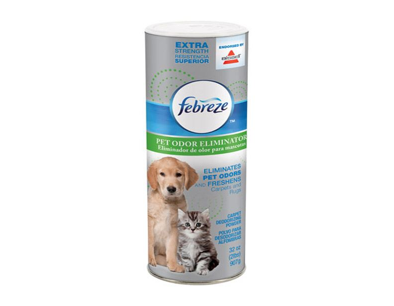 Febreze Extra Strength Pet Odor Eliminator Carpet Deodorizing Powder 32oz