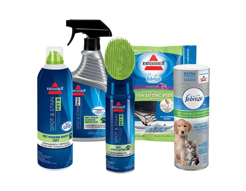 Bissell Complete Pet Stain and Odor Pack
