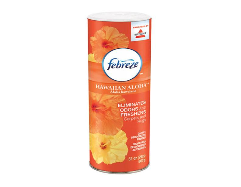 Febreze Hawaiian Aloha Carpet Deodorizing Powder 32oz