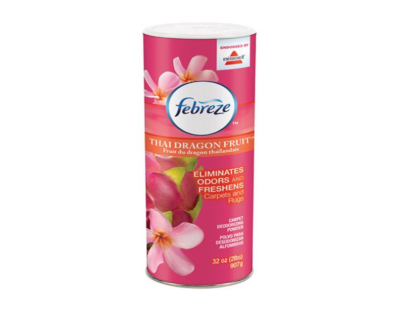 Febreze Thai Dragon Fruit Carpet Deodorizing Powder 32oz