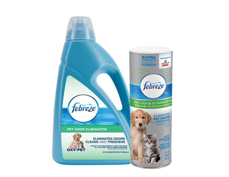 Febreze Pet Odor Deep Cleaning Pack