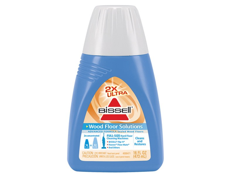Bissell 2X Concentrated Wood Floor Solutions Advanced Formula 81T7 16oz