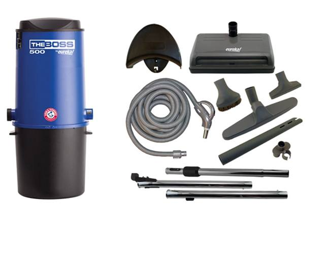 Eureka CV3021 The Boss Central Vacuum Package