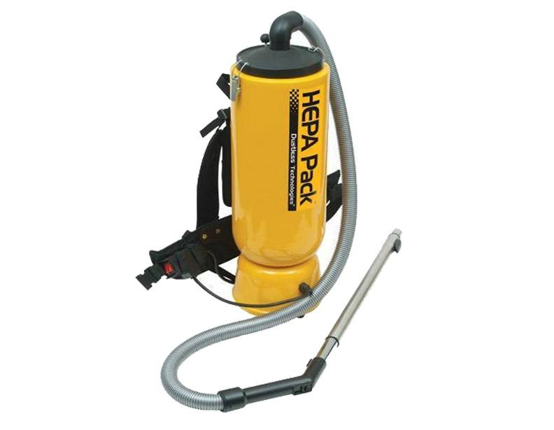 Dustless HEPA Pack Vacuum