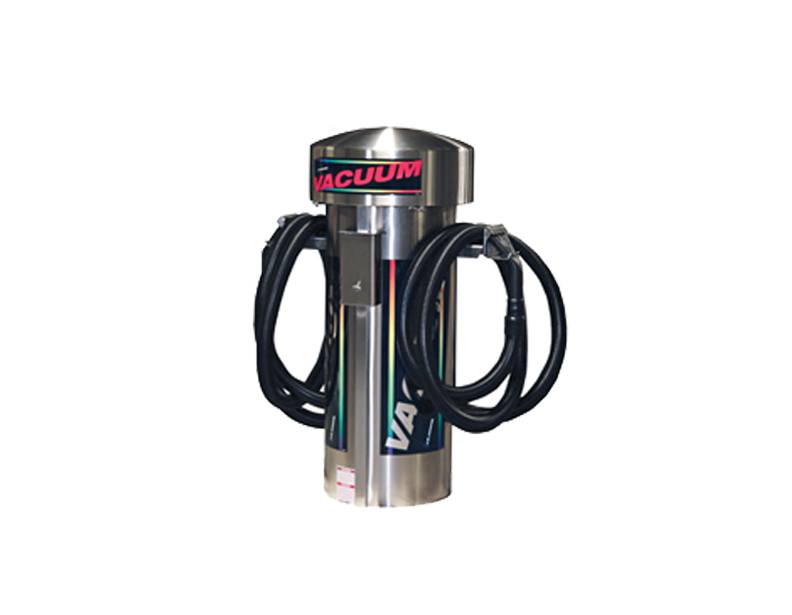 J.E. Adams 9235-3DH 3 Motor Commercial Vacuum with Dual Hoses
