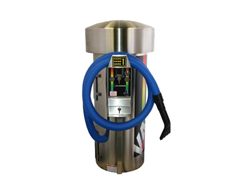 J.E Adams 3-Motor 9213 Car Wash Super Vacuum with Coin Acceptor