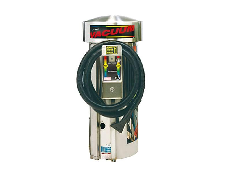 J E  Adams 9230 2-Motor Super Vac w/ Medeco Lock System
