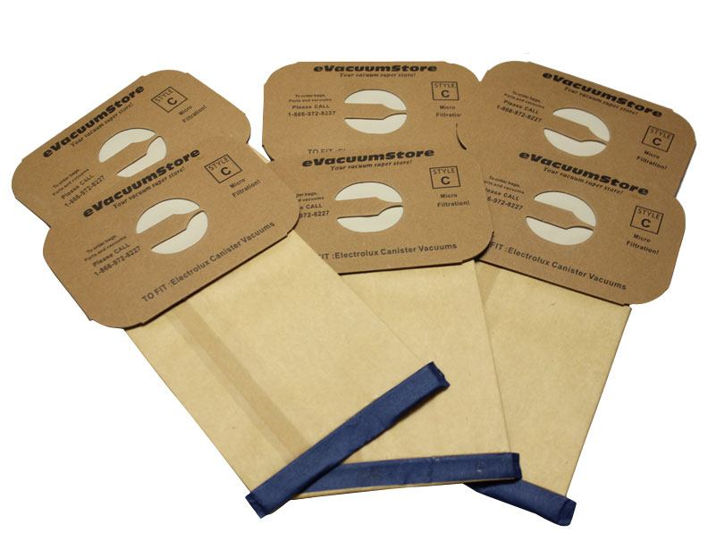 Electrolux Generic Style C Bags