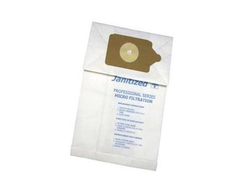 Numatic Janitized George/Charles Paper Bags - 10 pack