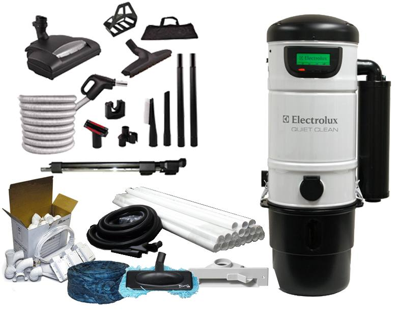 Electrolux PU3650 Platinum Builders Package and Deluxe Accessory Kit