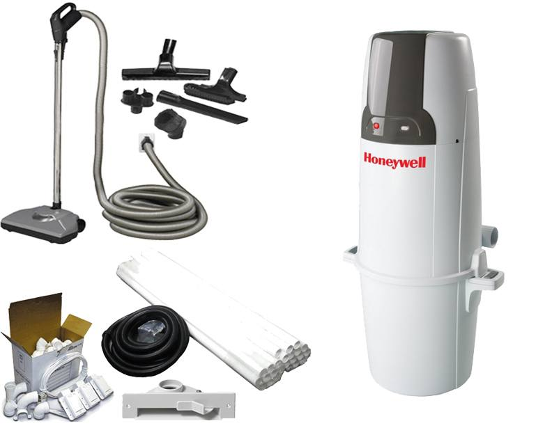 Honeywell 4B-H750 Premier Builder's Package