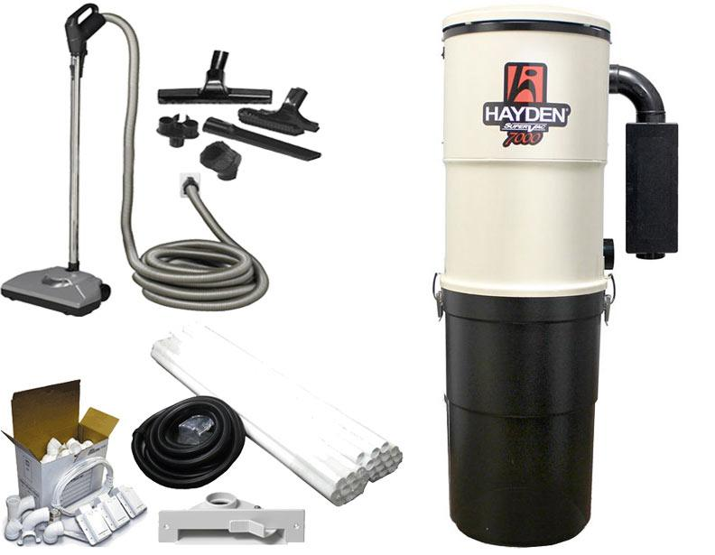 Hayden SuperVac 7000 Premier Builder's Package