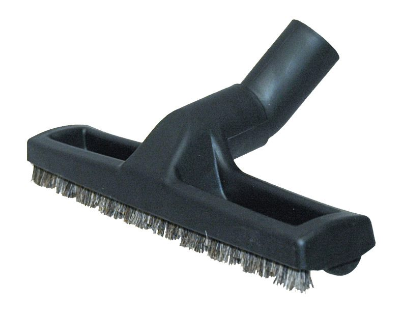"Black 12"" Wide Floor Brush"
