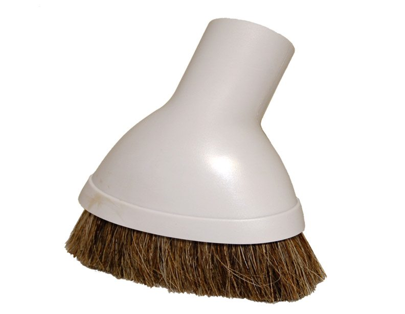 Deluxe Dusting Brush - White