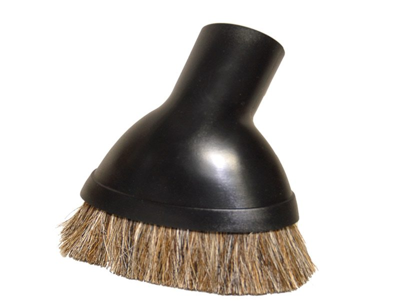 Deluxe Dusting Brush - Black
