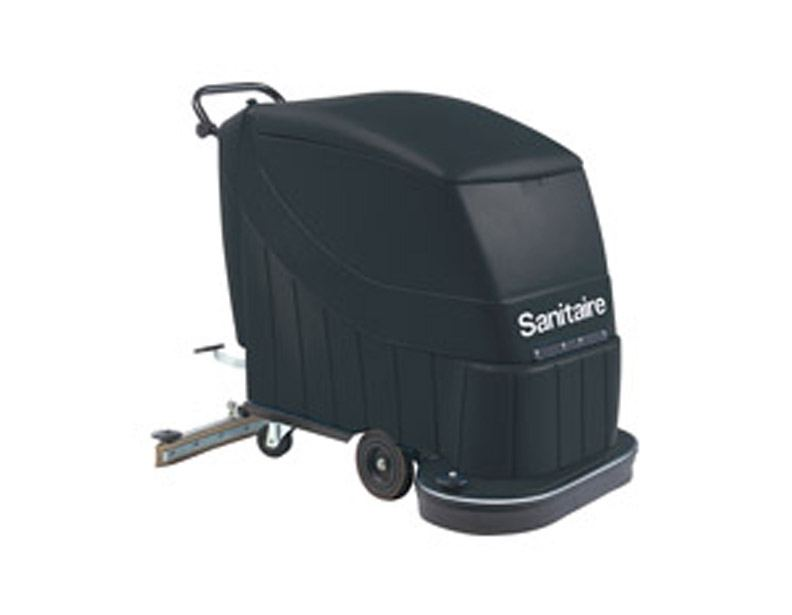 Sanitaire 28 Inch Portable Self Propelled Scrubber SC6210