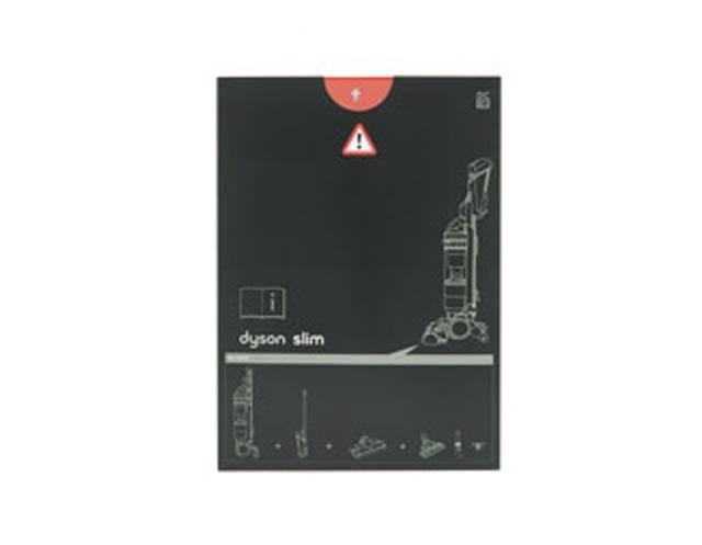 dyson stick vacuum instructions