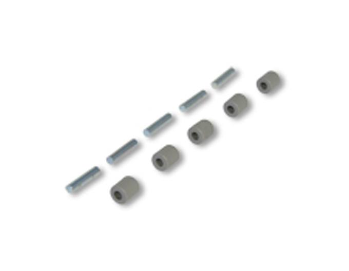 Dyson DC33, DC14 Bottom Plate Wheel Kit