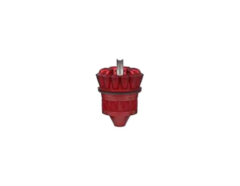 Dyson DC39 Satin Red Cyclone Assembly
