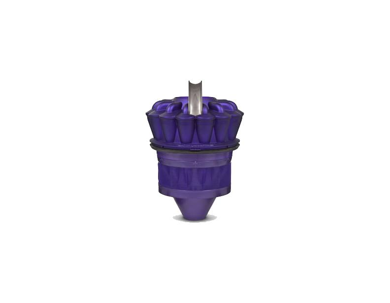 Dyson DC39 Satin Royal Purple Cyclone Assembly